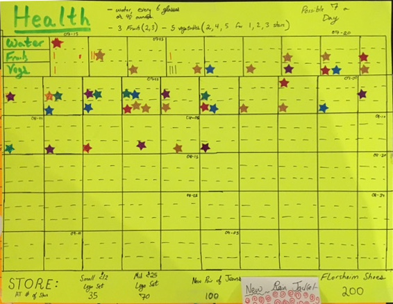 Health Chart